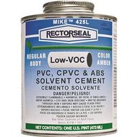 Rectorseal 55973 Abs/PVC/CPVC Cement