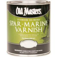 Old Masters 92404 Oil Based Spar Marine? Varnish