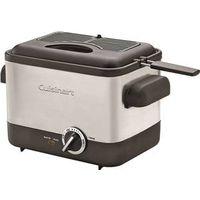 Cuisinart CDF-100 Compact Electric Deep Fryer