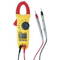 Sperry DSA500A 5-Function Snap-Around Clamp-On Meter