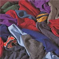 All Rags R251-25 Reclaimed Wiping Cloth