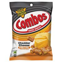 COMBOS CCPC12 Pretzel Baked Snacks