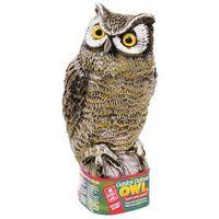 DEFENSE GARDEN OWL SCARECROW