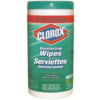 Clorox 01609 Disinfecting Wipe