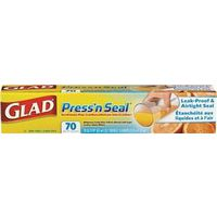 Glad Press N Seal P70441FRM1 Food Wrap
