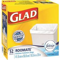 Glad Kitchen Catchers 10504 Garbage Bag