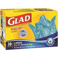 Glad Easy-Tie 11578 Recycling Bag