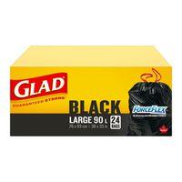 Glad Tie 'N Toss 70177 Garbage Bag