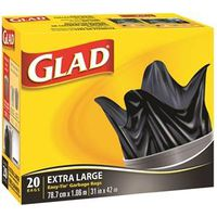 Glad Easy-Tie 70512 Garbage Bag