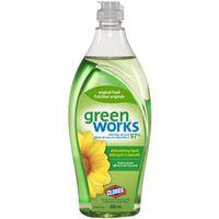 Green Works Original 01123 Naturally Derived Dishwasher Detergent