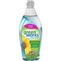 Green Works Original 01126 Naturally Derived Dishwasher Detergent
