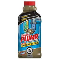 Liquid-Plumr Pro-Strength Urgent Clear 01368 Drain Opener