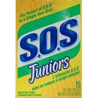S.O.S. Juniors 98027 Soap Pad