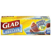 10454 MEDIUM PK/20 BAG FREEZER