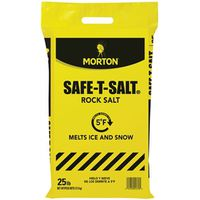Morton Safe-T-Salt 3782 Rock Salt