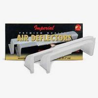 DEFLECTOR AIR ADJ FROSTED 2PK