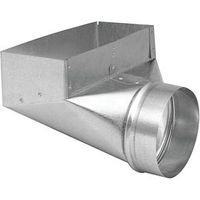 DUCT ANGLE BOOT 3-1/4X10X4IN
