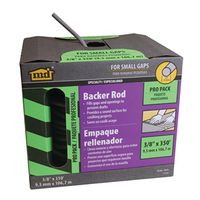 M-D Building Products Pro Pack Backer Rod
