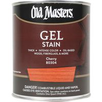 Old Masters 80304 Oil Based Gel Stain
