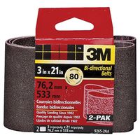 3M 9265-2 Resin Bond Power Sanding Belt