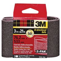 3M 9266-2 Resin Bond Power Sanding Belt
