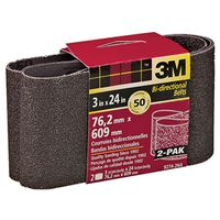 3M 9274-2 Resin Bond Power Sanding Belt
