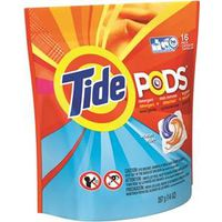 TIDE PODS - 16CT CLEAN BREEZE