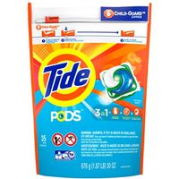 Tide 89258 Laundry Detergent