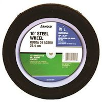 Arnold 490-323-001 Semi-Pneumatic Ribbed Tread Wheel