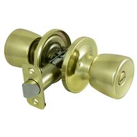 KNOB PRIVACY TULIP POL BRS VP