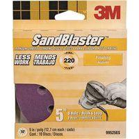 SandBlaster 99525ES Sanding Disc