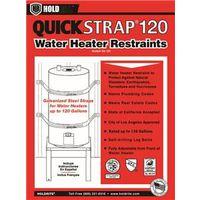 Hubbard QS-120 Water Heater Straps. 120 Gal