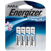 Energizer L92 Cylindrical Ultimate Lithium Battery