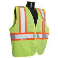 Radwear SV22-2ZGM 2-Tone  Safety Vest