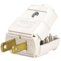Leviton C22-00101-0WP Light Duty Polarized Electrical Plug