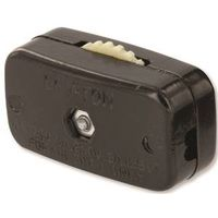 Leviton C30-00423-03K Feed Through Miniature Cord Switch