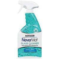 GLASS CLEANER NEVERWET