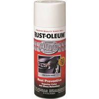 Rustoleum Automotive Rust Preventive Enamel Spray Paint