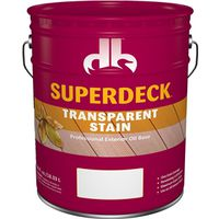Superdeck DPI019075-20 Transparent Wood Stain