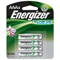 Energizer NH12BP-4 Rechargeable Battery