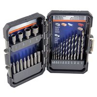 DRILL/DRIVE DIY PRO SET 24PC