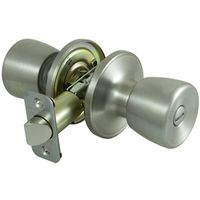 KNOB PRIVACY TULIP S/STEEL VP