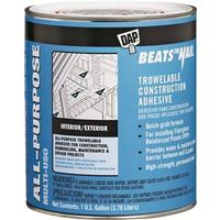 Dap 25488 Beats The Nail Construction Adhesive