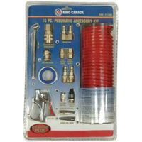 KIT ACC COMPRESSOR 1/4IN 20PC