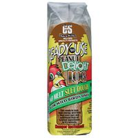 SEED BIRD PEANUT LOG 15-1/2OZ
