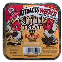 80559 333G SUET NUTTY TREAT
