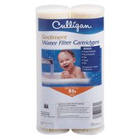 Culligan S1A Medium Fine Pleated Cellulose Sediment Water Filter
