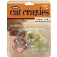 Aspen Pet 26317 Cat Crazies Cat Toys