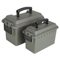 AMMO BOX 30 & 50CAL PLSTC 2PC
