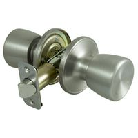 KNOB PASSAGE TULIP S/STEEL VP